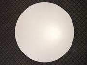Столешница Стефано,  толщина 25 мм,  круглая,  80 см,  белый